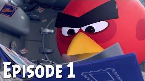 Angry Birds Zero Gravity Ep. 1 – Stamp Collector