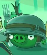 Fork pig