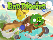 Bad Piggies (экран загрузки)