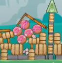 Cerdos Rosquillas