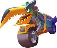 Hal transformer