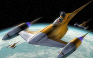 Naboo N-1 fighter 1
