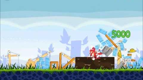 Official Angry Birds Walkthrough The Big Setup 9-2