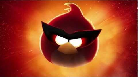 Video red bird hits angry birds space on march 22 angry birds file history voltagebd Images