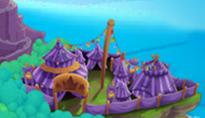 Город свиней на золотом острове