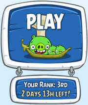 Angry Birds Friends Happy Hog Heaven Tournament