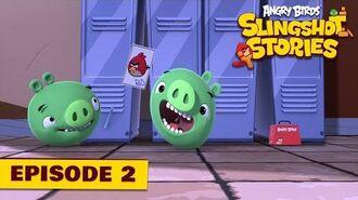 Angry Birds Slingshot Stories Ep. 2 Starstruck