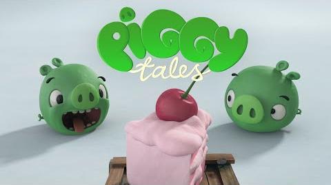 "Piggy Tales ""Cake Duel"""