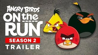 Angry Birds On The Run - Season 2 Trailer!