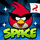 Angry Birds Space Square Icon