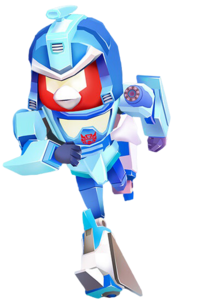 AB Transformes Blurr