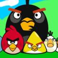 Angry Birds Birds Button