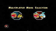Multiplayer Mode Selection Console