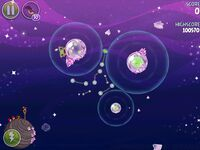 Cosmic Crystals 7-7 (Angry Birds Space)