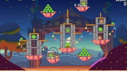 Angry Birds Seasons Abra-ca-Bacon 2-13 Walkthrough 3-Star
