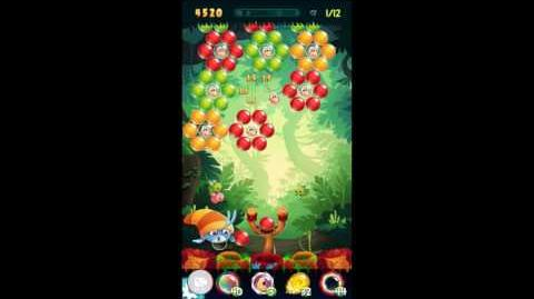 Angry Birds POP! Level 11 Walkthrough