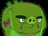 Свинья-тренер