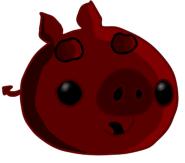 Свинья-демон