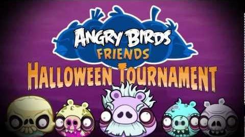 Angry Birds Friends Halloween tournament on Facebook - do not miss!