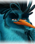Flocker Blue Portrait 029