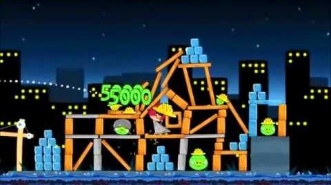 Official Angry Birds Walkthrough The Big Setup 11-13