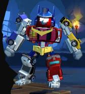 Optimus Maximus Max Level
