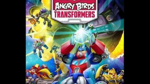 The Battle for Piggy Island - Angry Birds Transformers Music