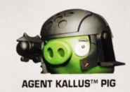 Agente Kallus Telepod