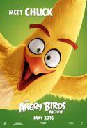 Angry Birds La Pelicula Chuck