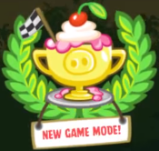 Bad Piggies Cake Race Icon