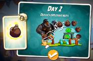 Dutch's explosive nuts