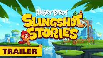 New series! Angry Birds Slingshot Stories Release Trailer
