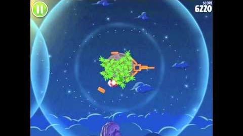 Pig Bang 1-5 (Angry Birds Space)