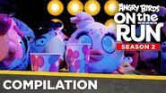 Angry Birds On The Run S2 Compilation Love Nest + Ep 1-4