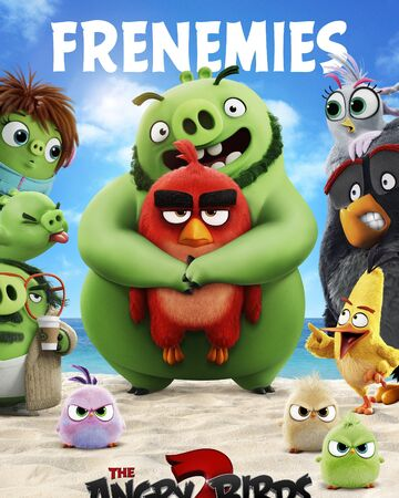 The Angry Birds Movie 2 Angry Birds Wiki Fandom