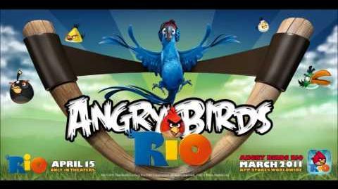Angry Birds Rio Theme Song (HD)