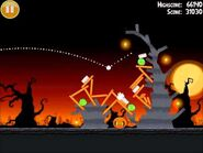 Official Angry Birds Seasons Walkthrough Trick or Treat 3-9