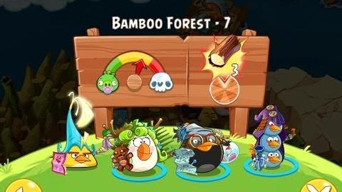 Angry Birds Epic Bamboo Forest Level 7 Walkthrough
