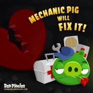 Na złamane serce mechanik