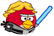 Джедаишко со световым мечем