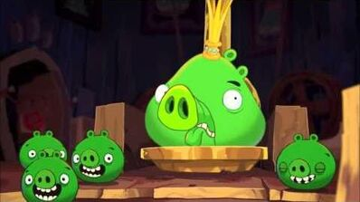 Angry Birds Toons S01E06 Pig Talent