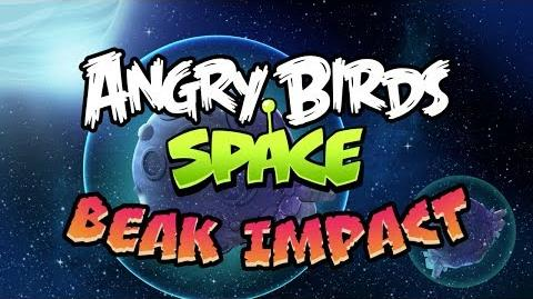 NEW! Angry Birds Space Beak Impact gameplay trailer
