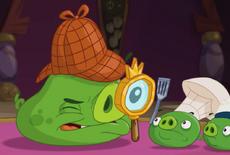 Миньон-повар и Король