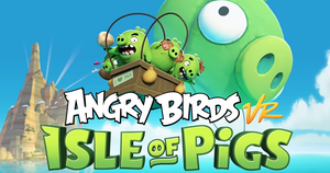 Angry Birds Isle of Pigs2 Header