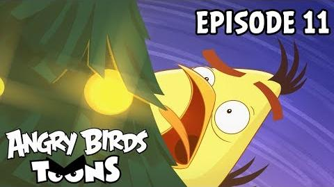 Angry Birds Toons Last Tree Standing - S3 Ep11