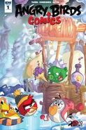 Angry Birds Comics 2016 1