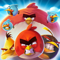 Angry Birds Games Button
