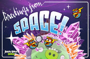 Angry Birds Space Cosmic Crystals