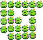 150?cb=20170301170213{amp}amp;path-prefix=ru Класс Король свиней из мультфильма angry birds в рукодельной энциклопедии Pro100hobbi