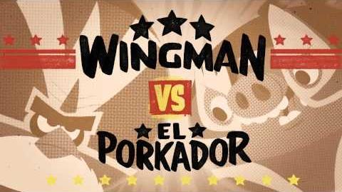 NEW Angry Birds Friends tournament Wingman vs El Porkador-0